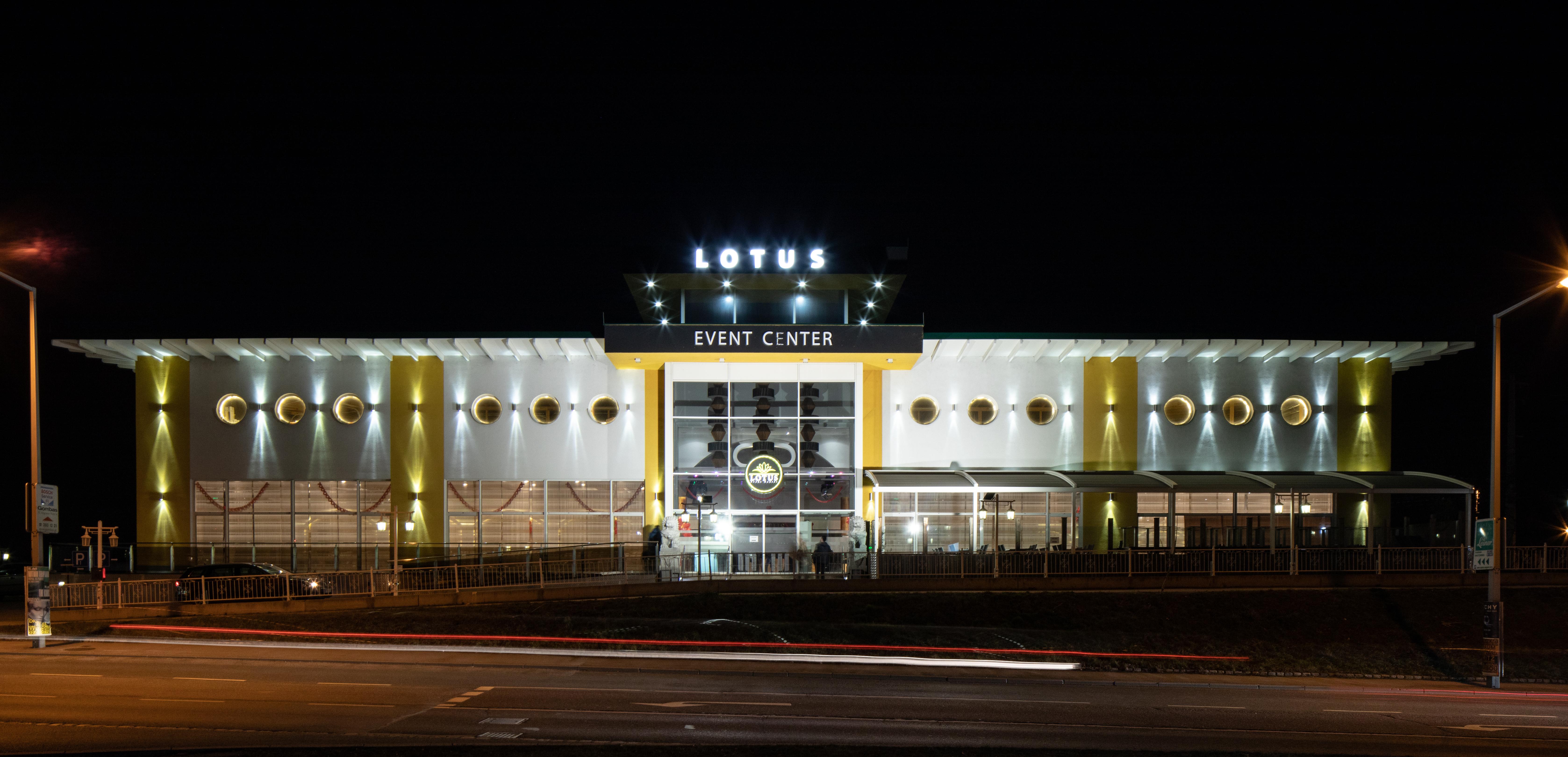 Lotus Event Center